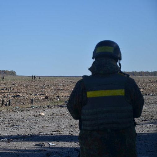 Три сектори Сватове очищені саперами від боєприпасів