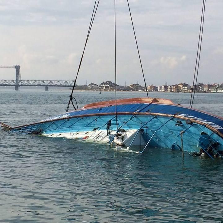 """З дна моря підняли тіла ще двох пасажирів """"Іволги"""""""