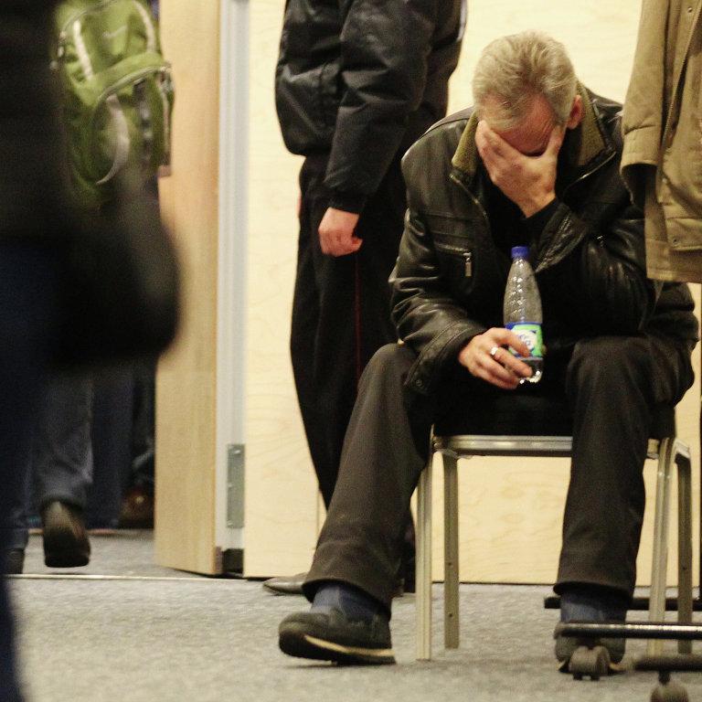 У Петербурзі у рідних жертв авіакатастрофи збирають генний матеріал