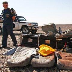 На місці розбитого літака знайдені нові останки тіл