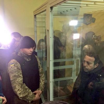 Судове засідання по справі Корбана розпочалось (ФОТО)