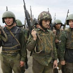 """Через брак бажаючих Міноборони РФ вводить короткострокові контракти для """"борців з тероризмом"""" за кордоном"""