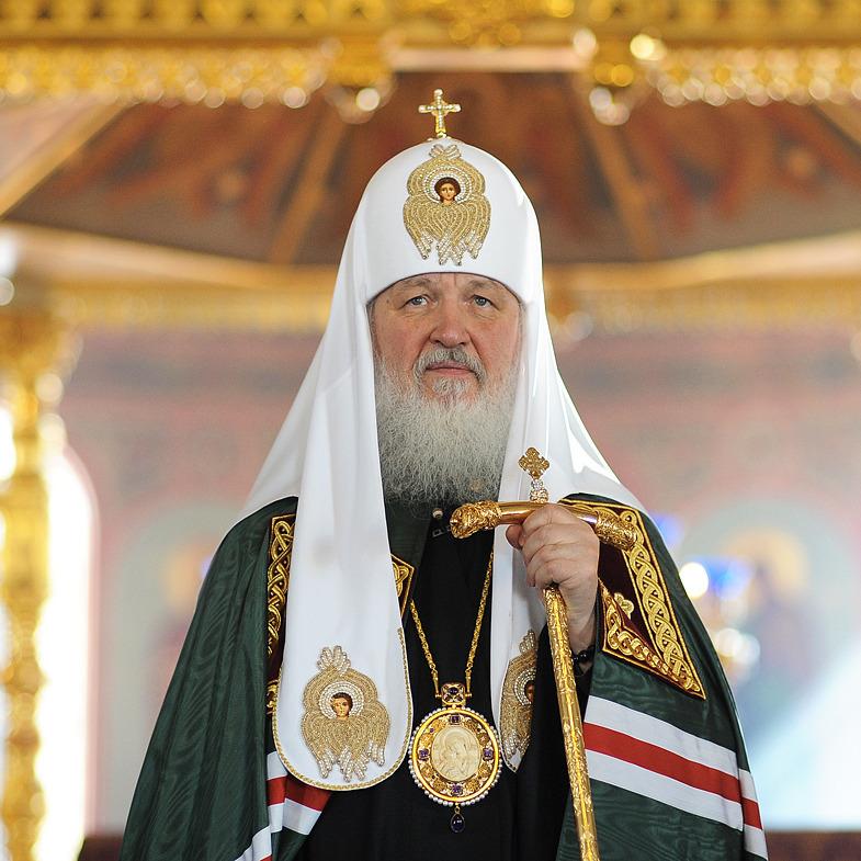 Патріарх РПЦ Кирило має намір приїхати в Україну