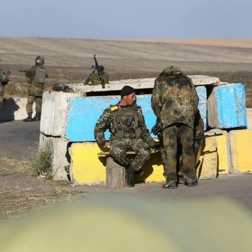 Українські військові застрелили водія на блокпосту