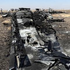 Експерти назвали основну причину катастрофи російського літака в Єгипті (ВІДЕО)