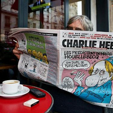 Charlie Hebdo у Росії погрожують кримінальною справою