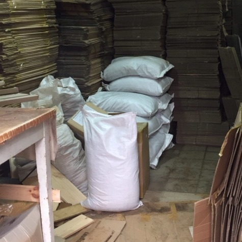 У Києві реалізували 30 тонн підробленої кави