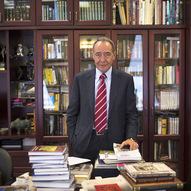Пішов з життя головний ідеолог російського ТБ