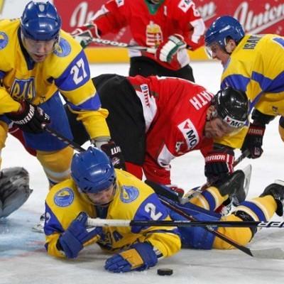 Хокеїсти України та Румунії почубилися на спільному матчі