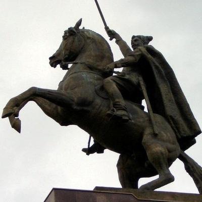 Чапаєв із Волновахи став козаком