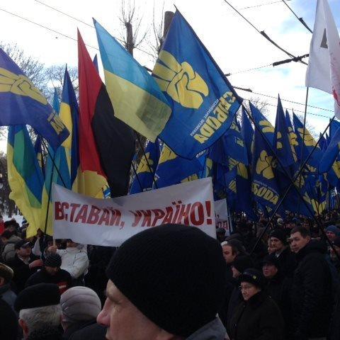 """""""Батьківщина"""" та """"Свобода"""" домовились про взаємопідтримку кандидатів"""