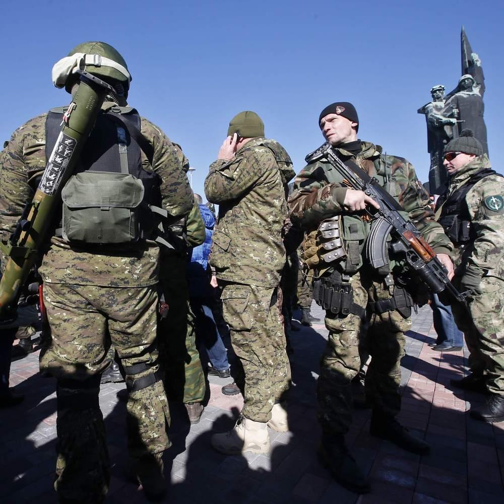 Бойовики отримали підкріплення у вигляді російських найманців