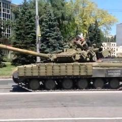 Розвідники виявили у Донецьку велику кількість танків