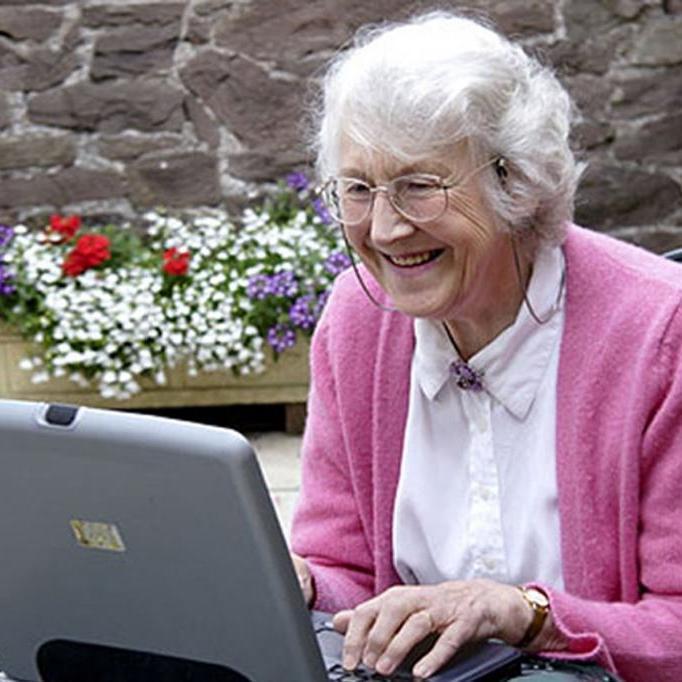Київські пенсіонери можуть зв'язатися з Пенсійним фондом по скайпу