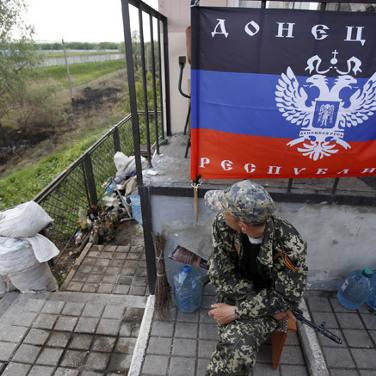 """Росія покидає """"ДНР"""" та зупиняє фінансування ще однієї структури терористів"""