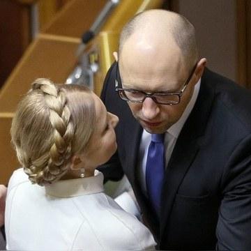 Тимошенко стверджує, що Яценюк вигадав ціну за газ по 500 доларів, насправді вона значно менше