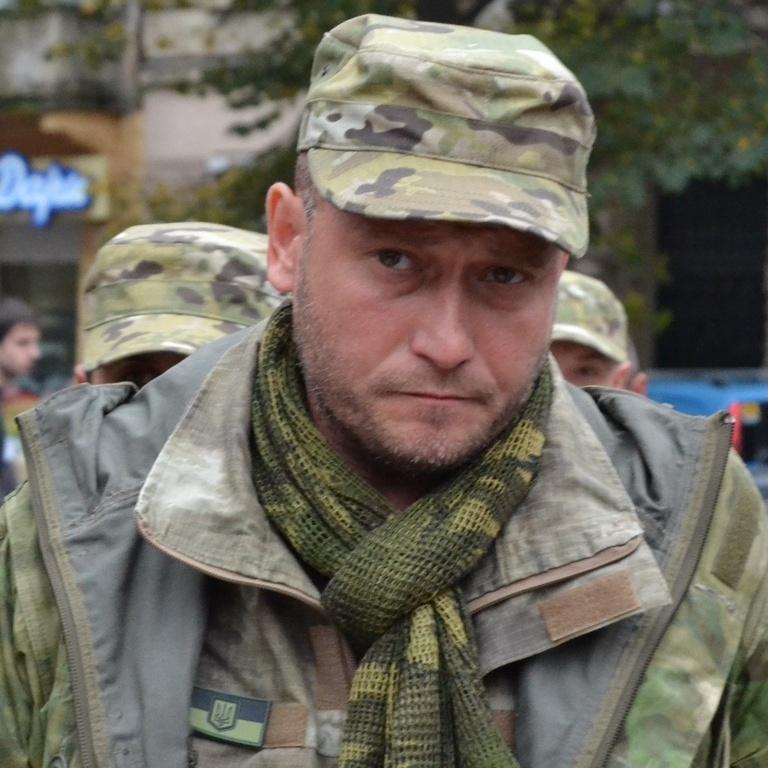 """В """"Правому секторі"""" заявили, що Яроша налаштували проти руху"""
