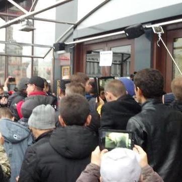 """Нардепи прийшли на """"розборки"""" у кафе L`Kafa  в Будинку Профспілок (фото)"""