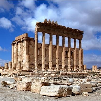 За час війни в Сирії було зруйновано близько 300 археологічних пам'яток