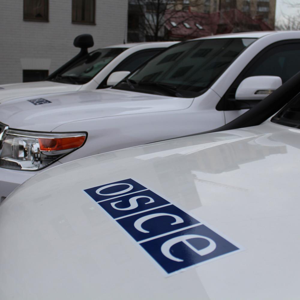 Представники ОБСЄ досі не можуть поїхати до Криму