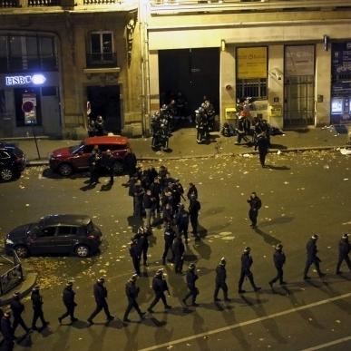 Терористичне угрупування взяло на себе відповідальність за теракти в Парижі