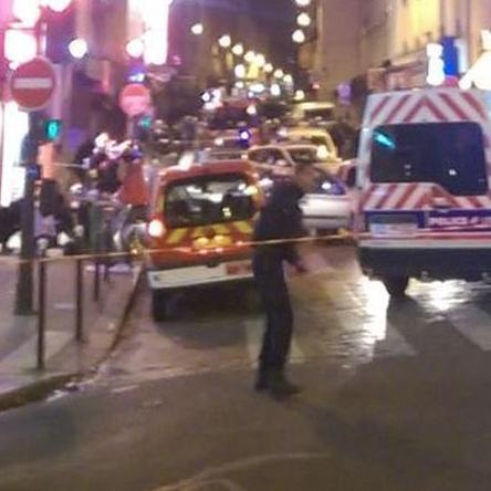 """З'явилося відео штурму концертного залу """"Батаклан"""", захопленого терористами у Парижі(відео)"""