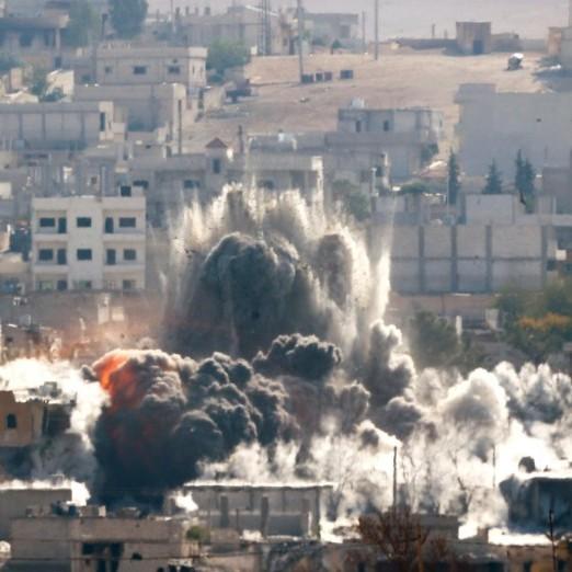 """Франція почала бомбити """"Ісламську державу"""""""