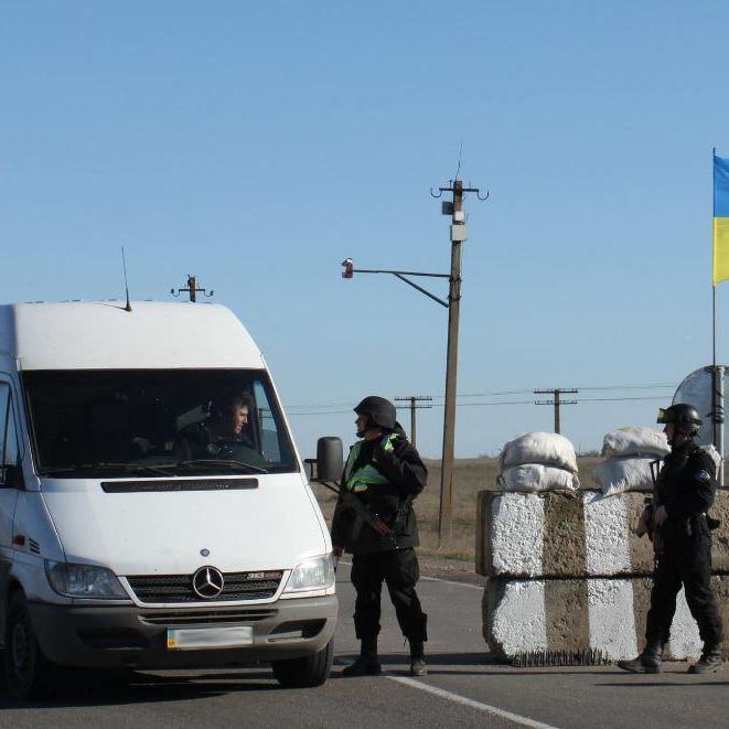 На Луганщині закрили 12 блокпостів