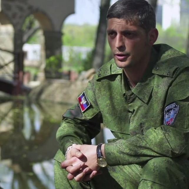 """""""Гіві"""" очолив штурмовий батальйон та готує бойовиків до наступу (ВІДЕО)"""