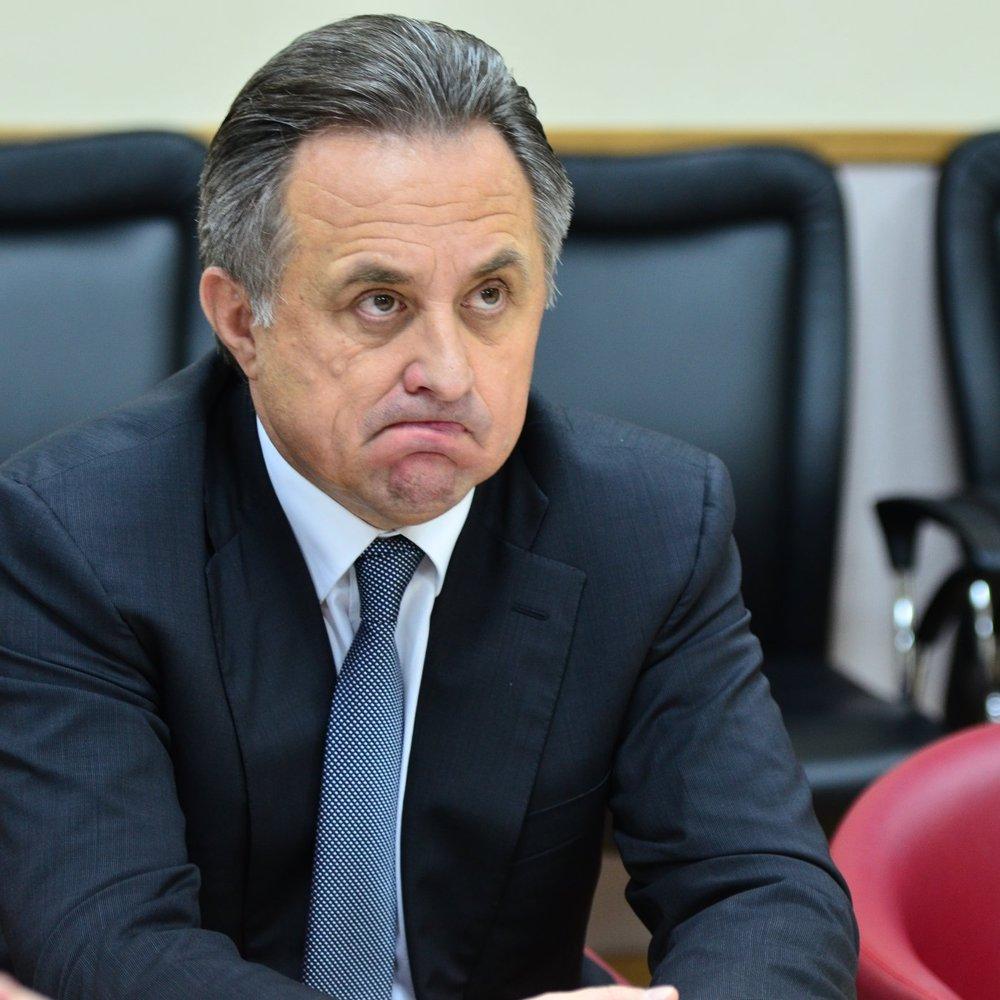 Міністр спорту РФ Мутко відмовився говорити англійською, побоюючись знову потрапити до Youtube (ВІДЕО)