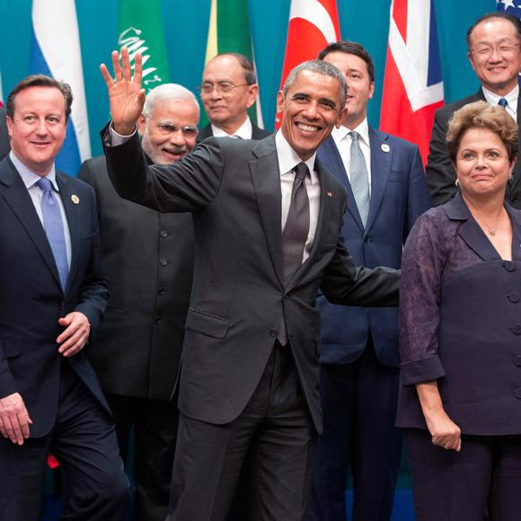 Саміт G20 стає вигідним для російського президента