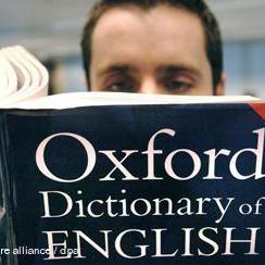 "Оксфордський словник визначив ""слово року"""