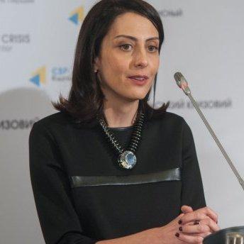 Хатія Деканоїдзе розповіла, чому поліції не потрібна вища освіта
