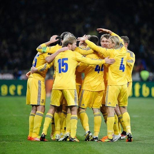 Україна зіграла нічию зі Словенією (відео)