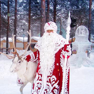 Сьогодні в Росії офіційно святкують день народження Діда Мороза