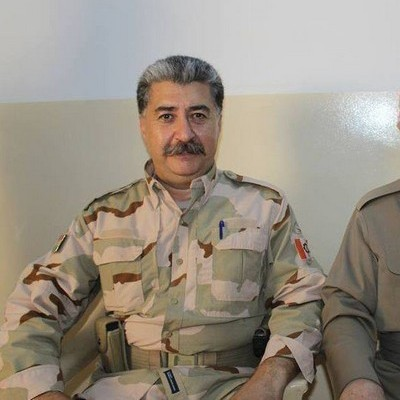 """""""Сталін повернувся"""" - Рунет обговорює схожість курдського військового з радянським вождем (фото)"""