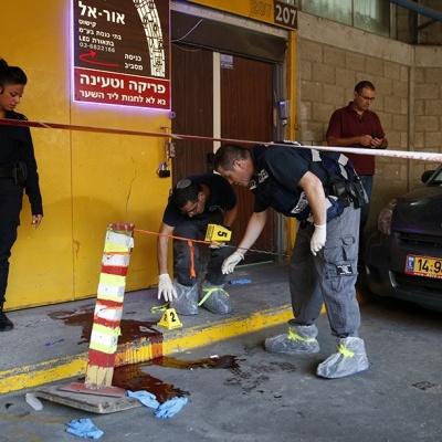 З'явилися відео з місця нападу на офіс російського канала в Тель-Авіві (ВІДЕО)