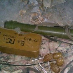 У Харкові поліція знайшла сумку з гранатометом