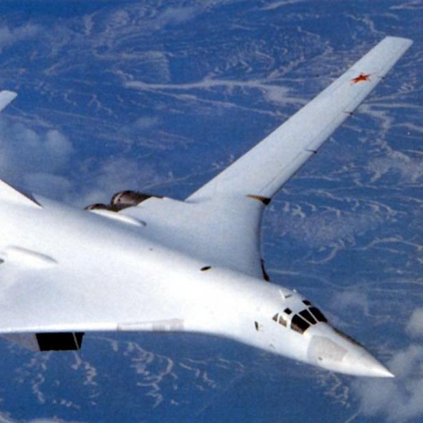 Британська авіація перехопила два російські бомбардувальники
