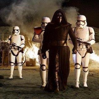 """""""Зоряні війни-7"""" зібрали 50 мільйонів доларів ще до прем'єри"""