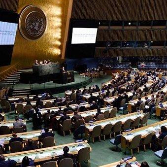 Російські дипломати читають  8 років  одну й ту ж промову