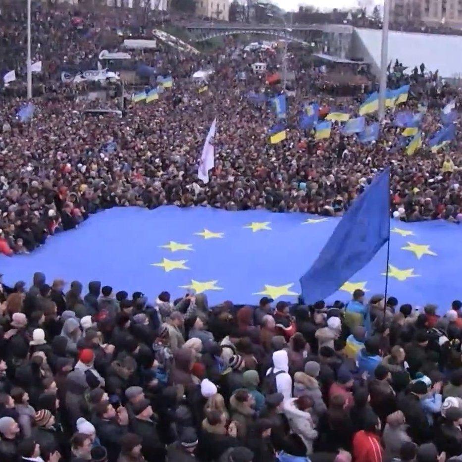 Посольство США відтворило історію революційних подій в Україні(відео)