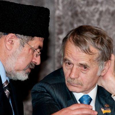 Стало відомо, про що домовилися Джемілєв і Чубаров з Порошенком