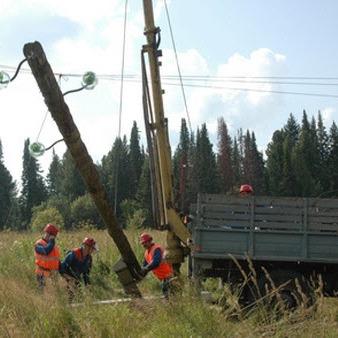 Розпочато відновлення пошкоджених ліній електропередач на кордоні з Кримом