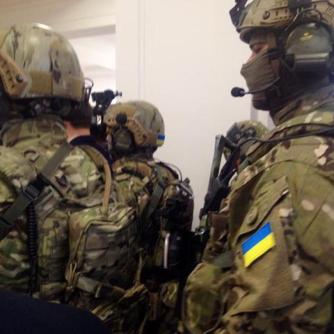 """СБУ затримала розповсюджувачів """"Новоросії ТБ"""""""