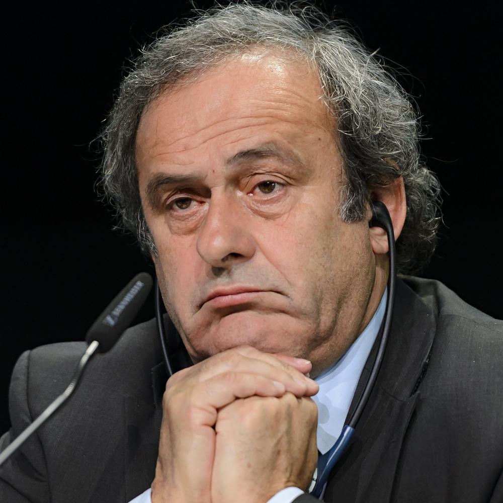 Юристи ФІФА вимагають пожиттєво відсторонити Платіні від футболу