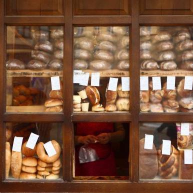 У Києві замінували кіоски, де продається хліб
