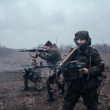 Бойовики знову обстріляли позиції сил АТО