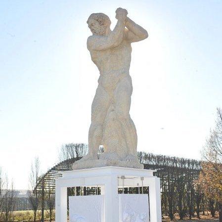 В Італії після майже двох століть забуття статуя Геракла повернулася у Королівський палац