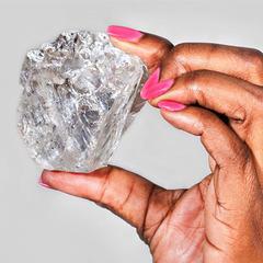 """""""Алмаз століття"""" масою 1111 карат, знайдений у Ботсвані, оцінений у кругленьку суму"""